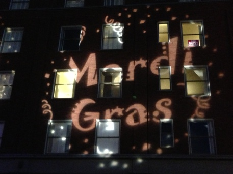 Mardis gras Copyright Shelagh Donnelly