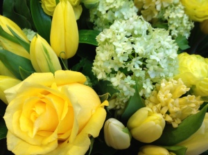 Yellow Spring Bouquet 2 Copyright Shelagh Donnelly