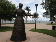 "Julia De Forest Tuttle, the ""Mother of Miami"""