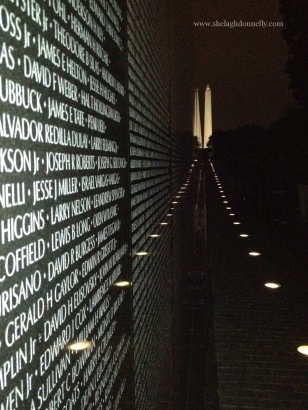 Vietnam Veterans Memorial Copyright Shelagh Donnelly