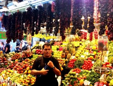 La Boqueria Barcelona 6066 Copyright Shelagh Donnelly