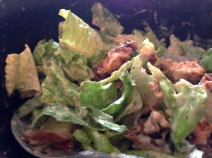 Casesar Salad Copyright Shelagh Donnelly