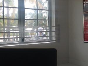 Carlyle - men at third floor window