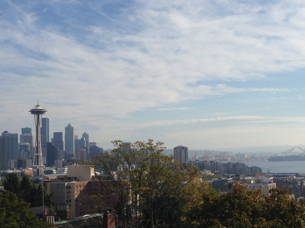 Seattle Skyline 5811 Copyright Shelagh Donnelly