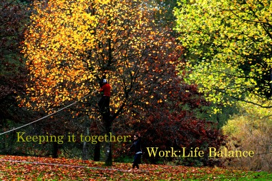 Work Life balance Copyright Shelagh Donnelly