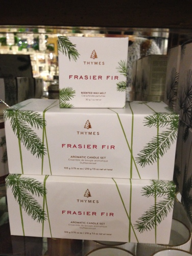 Frasier Fir Goodies Copyright Shelagh Donnelly