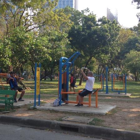 Lumpini Park 8057 Copyright Shelagh Donnelly