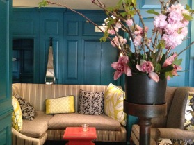 Living Room, Hotel Monaco Alexandria 4178 Copyright Shelagh Donnelly