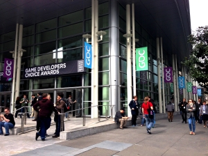 Moscone Center San Fran Copyright Shelagh Donnelly