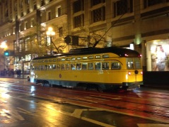 San Fran Transit Copyright Shelagh Donnelly