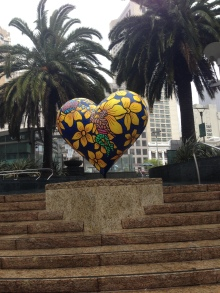 Union Square San Fran Copyright Shelagh Donnelly