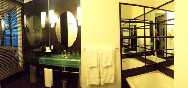 Le Germain Hotel Quebec Bathroom 6299 Copyright Shelagh Donnelly