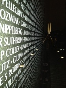 Vietnam Veterans Memorial 1954 Copyright Shelagh Donnelly