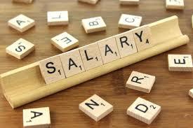 Salary Scrabble