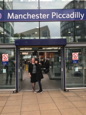 Shelagh Donnelly, Victoria Darragh - Manchester, England Copyright Shelagh Donnelly