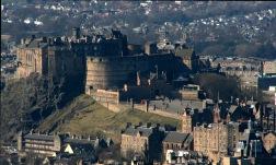 18C_8857 Edinburgh Castle Copyright Shelagh Donnelly